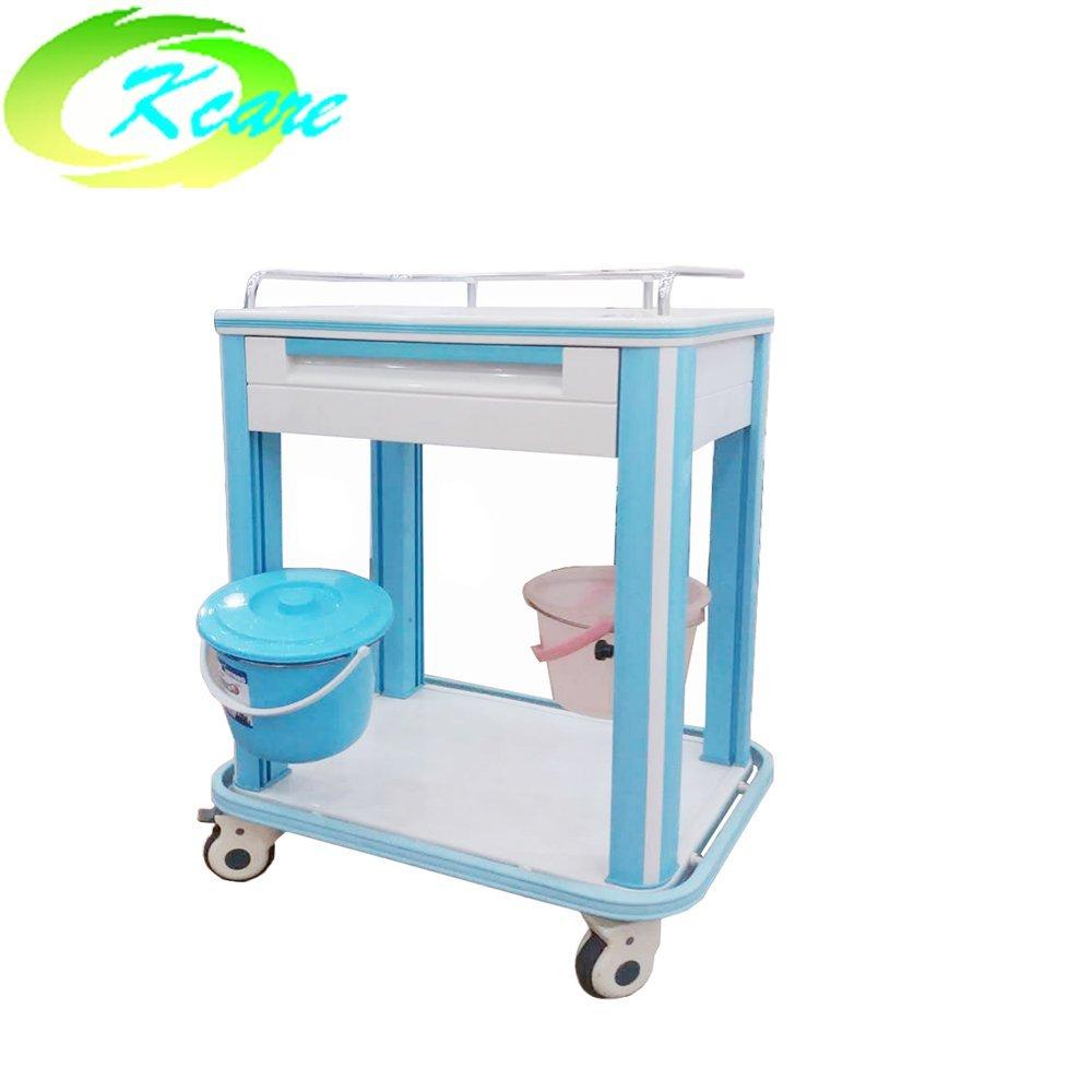 ABS Hospital emergency drug Trolley Cart KS-301c