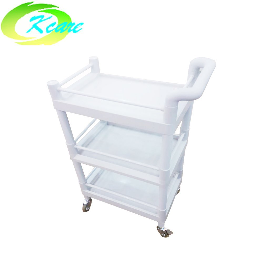 Cheap price high-quality hospital medicine trolley equipment medical trolley for sale KS-B1020