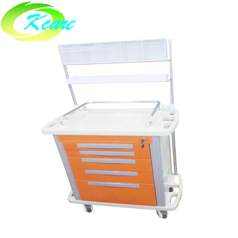 abs hospital anesthesia trolley cart KS-380