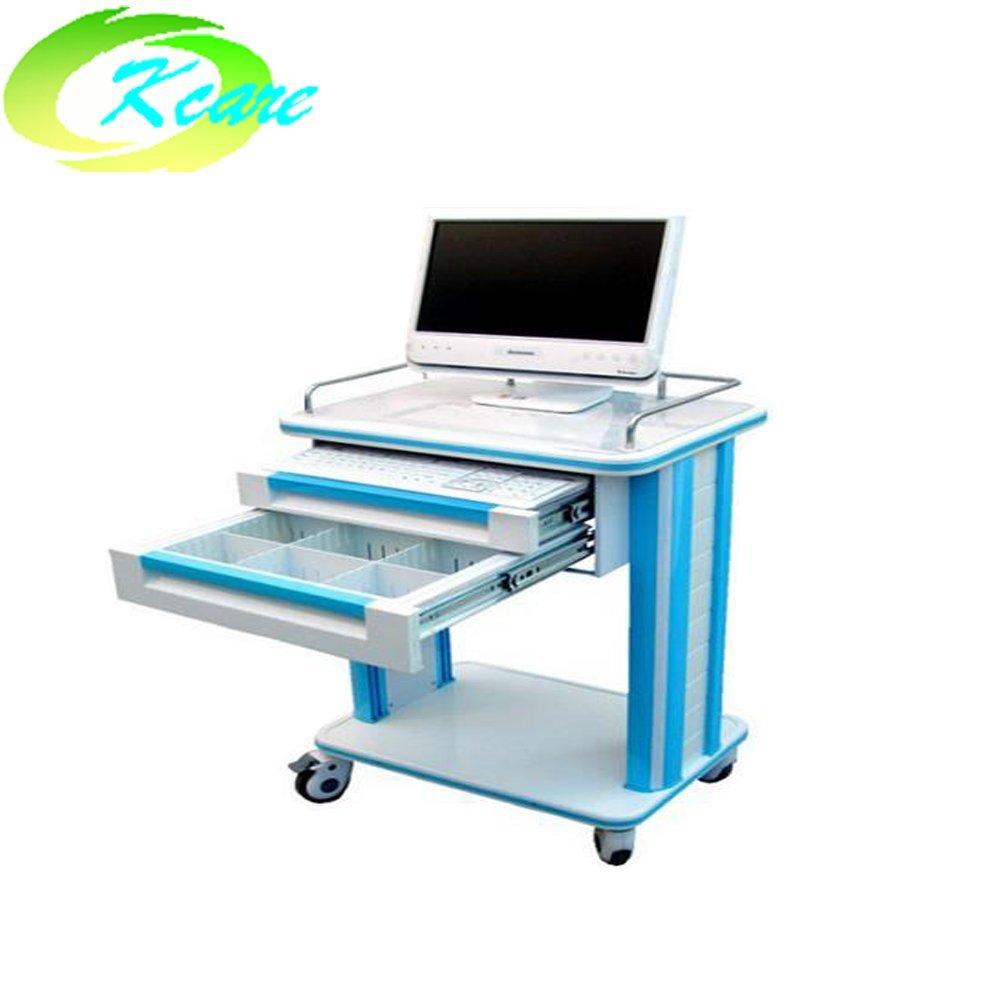 abs hospital medical computer trolley cart  KS-550