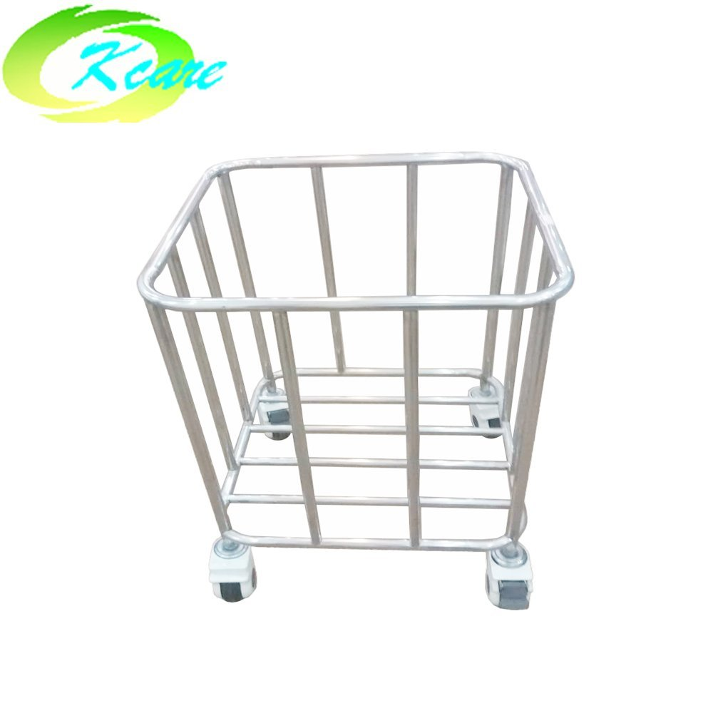 S.S hospital medical equipment clean  trolley cart KS-B18