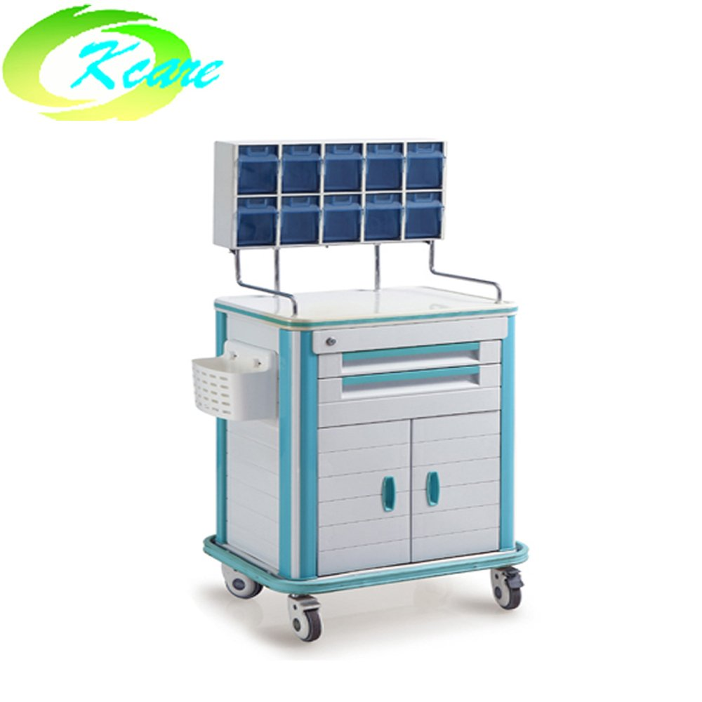abs medical anesthesia trolley cart KS-380D