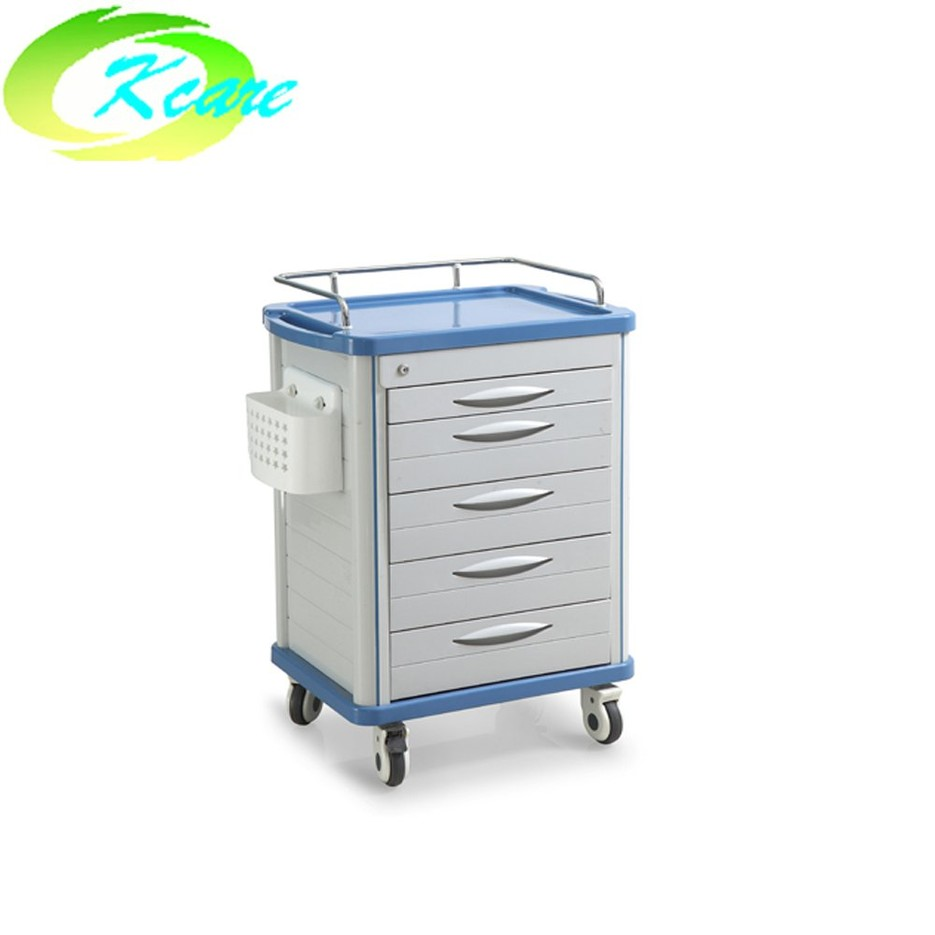 ABS medical drug medicine service cart KS-860AL