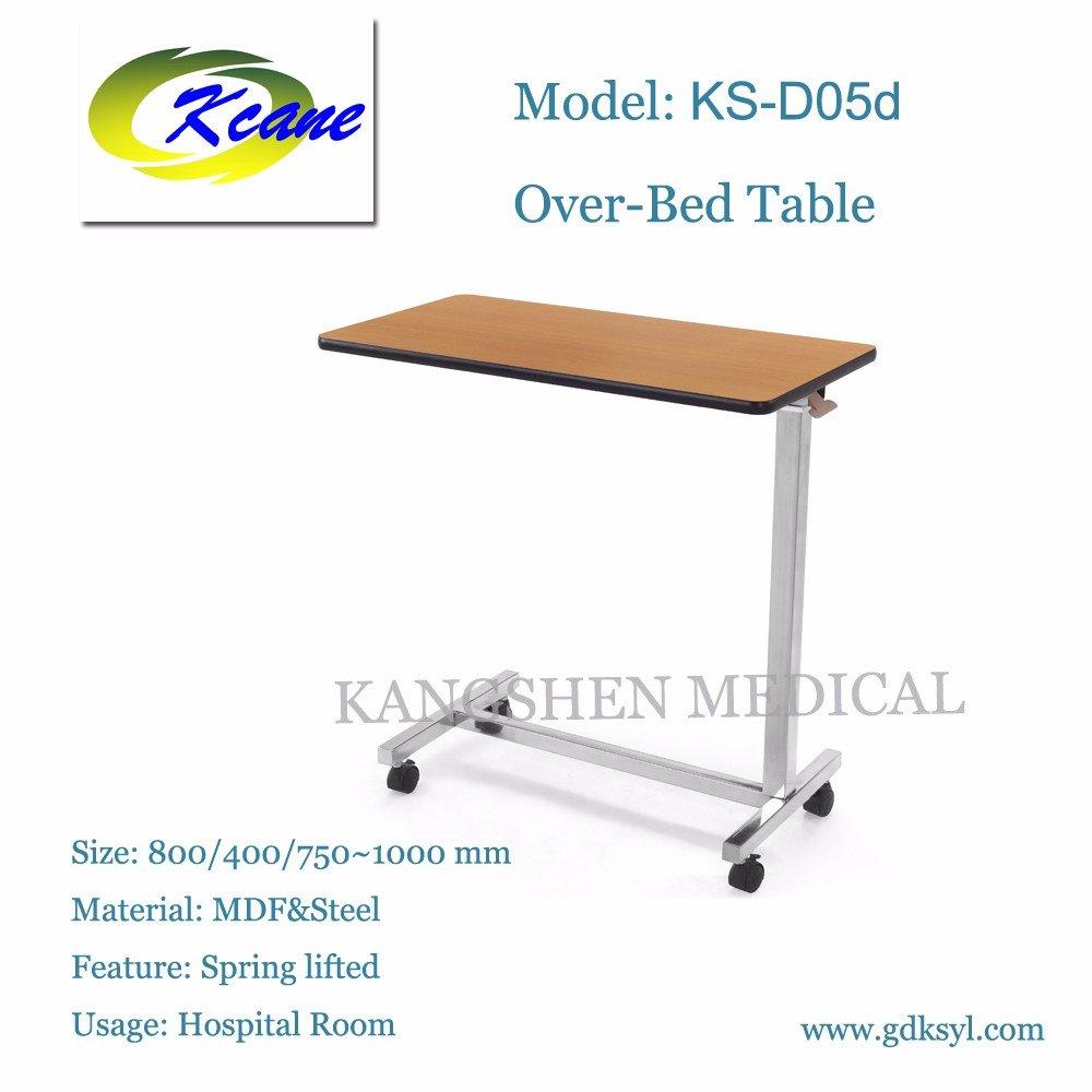 hospital bed tray table vanity Bulk Buy Kangshen Medical