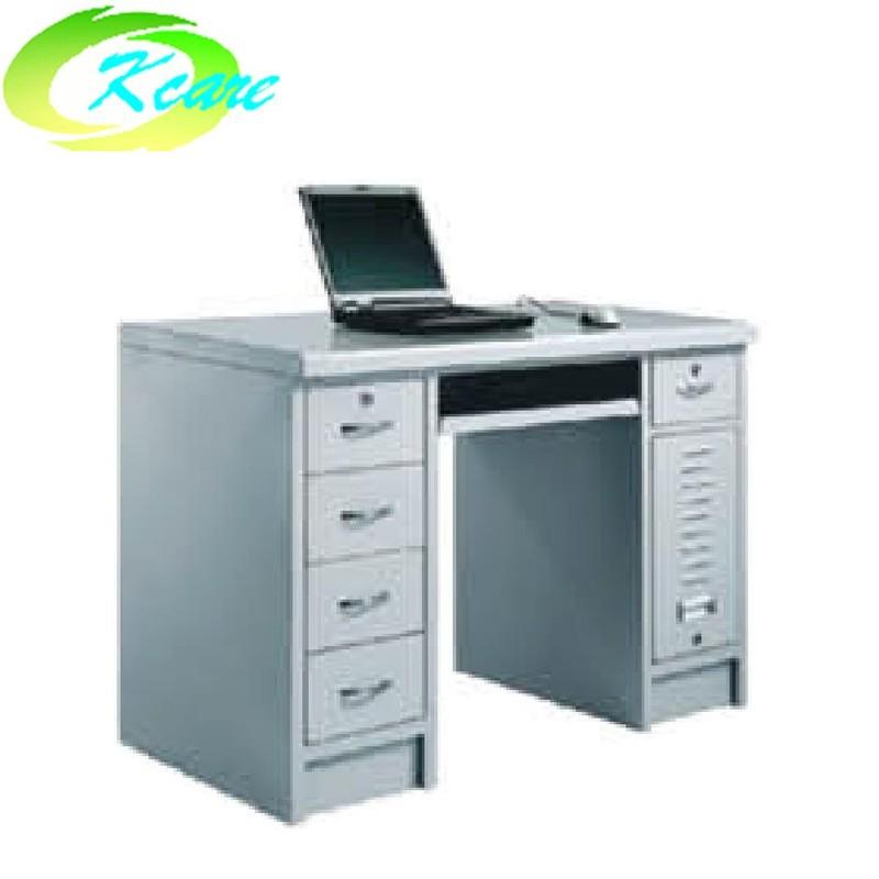 Stainless steel hospital  computer distributing desk KS-C14