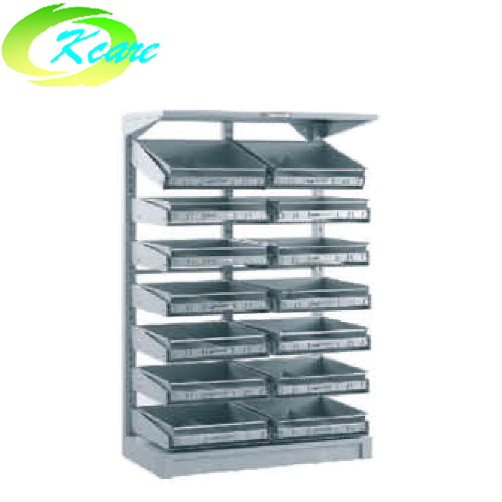 Steel hospital medicine shelf KS-C23