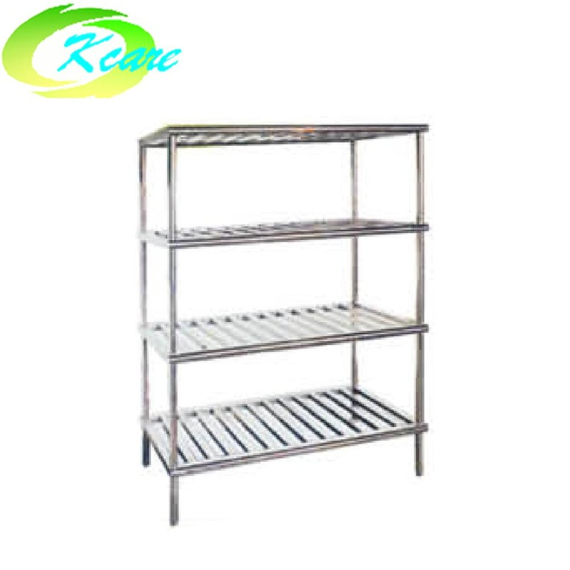 Hospital steel shelf for goods KS-C23e