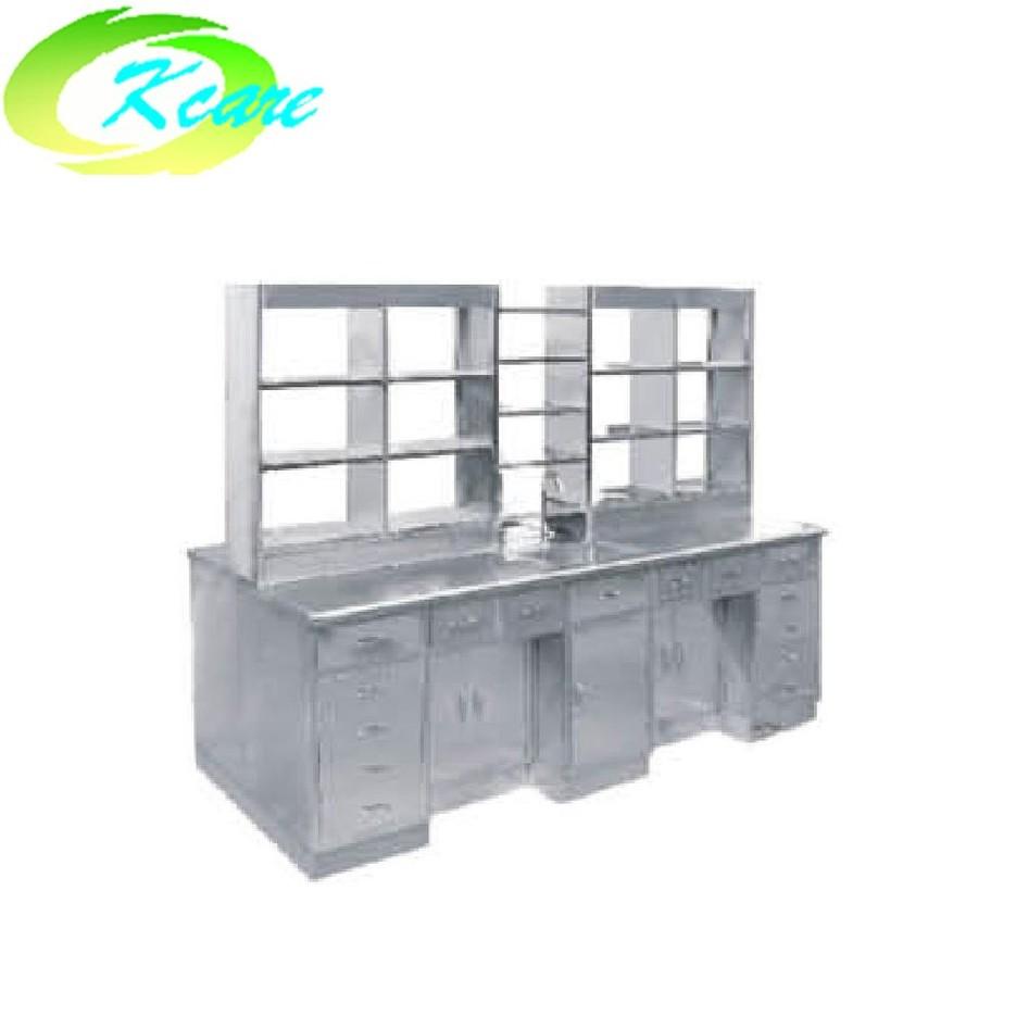 Stainless steel hospital laboratory table  KS-C31