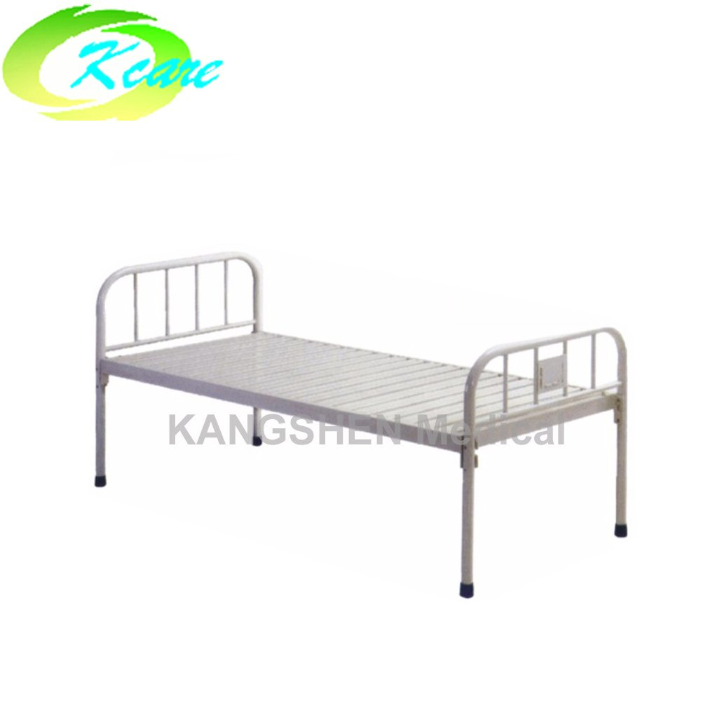 Kangshen Medical Full S.S. hospital flat hospital bed KS-110 S.S. Hospital Bed image36