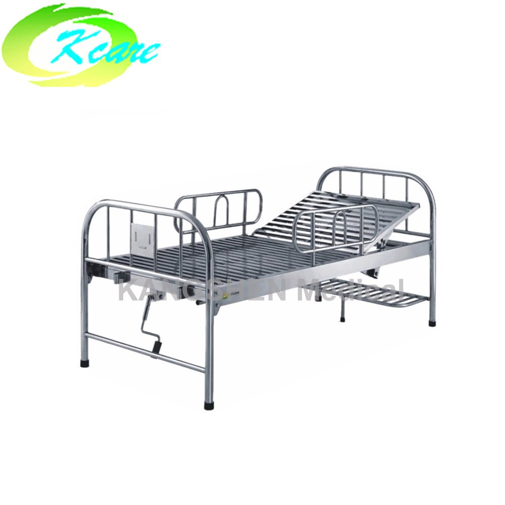 Kangshen Medical S.S. one function  manual hospital bed KS-212 S.S. Hospital Bed image30