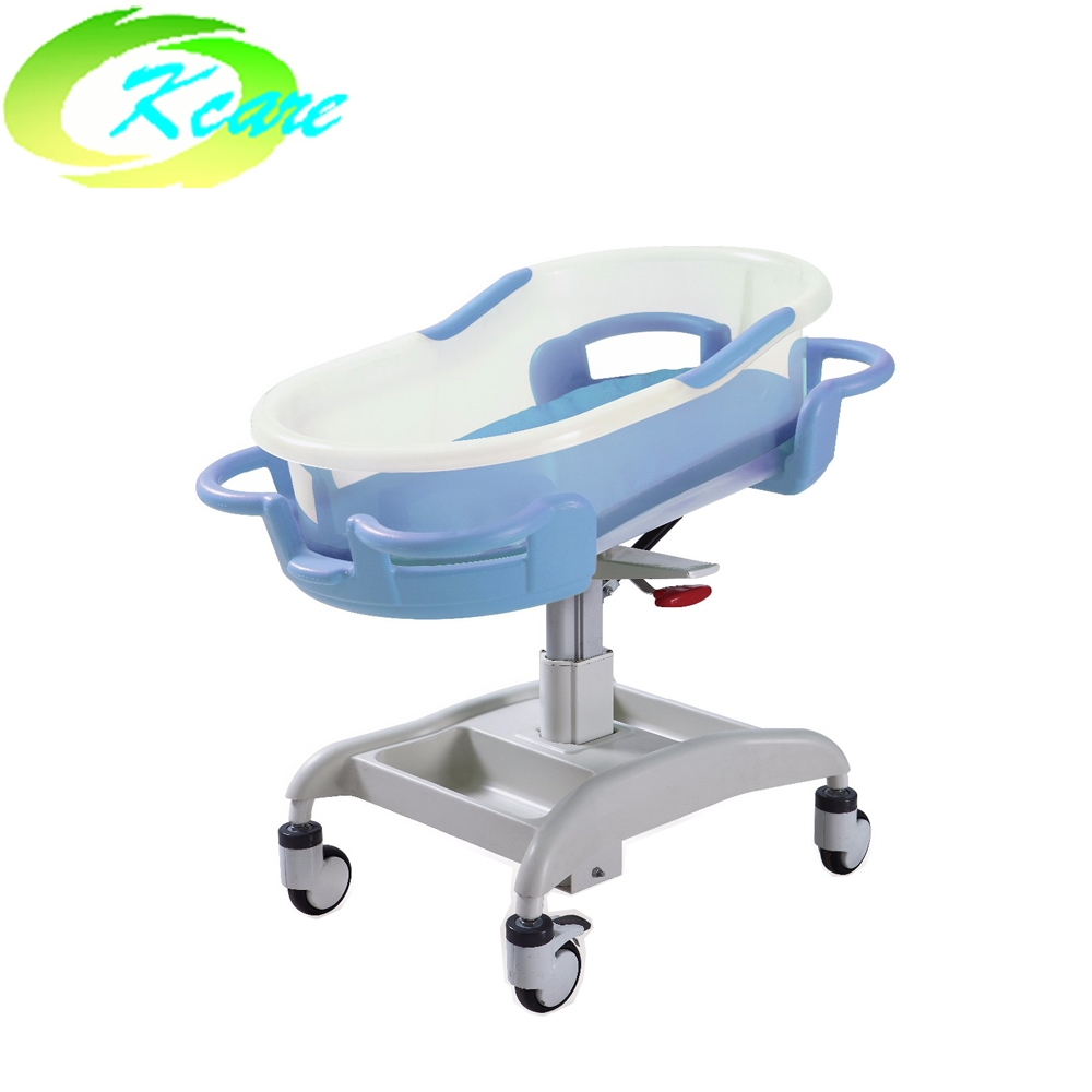 Kangshen Medical Tilting adjustable abs baby cot  KS-R003 Hospital Beds for Children image11