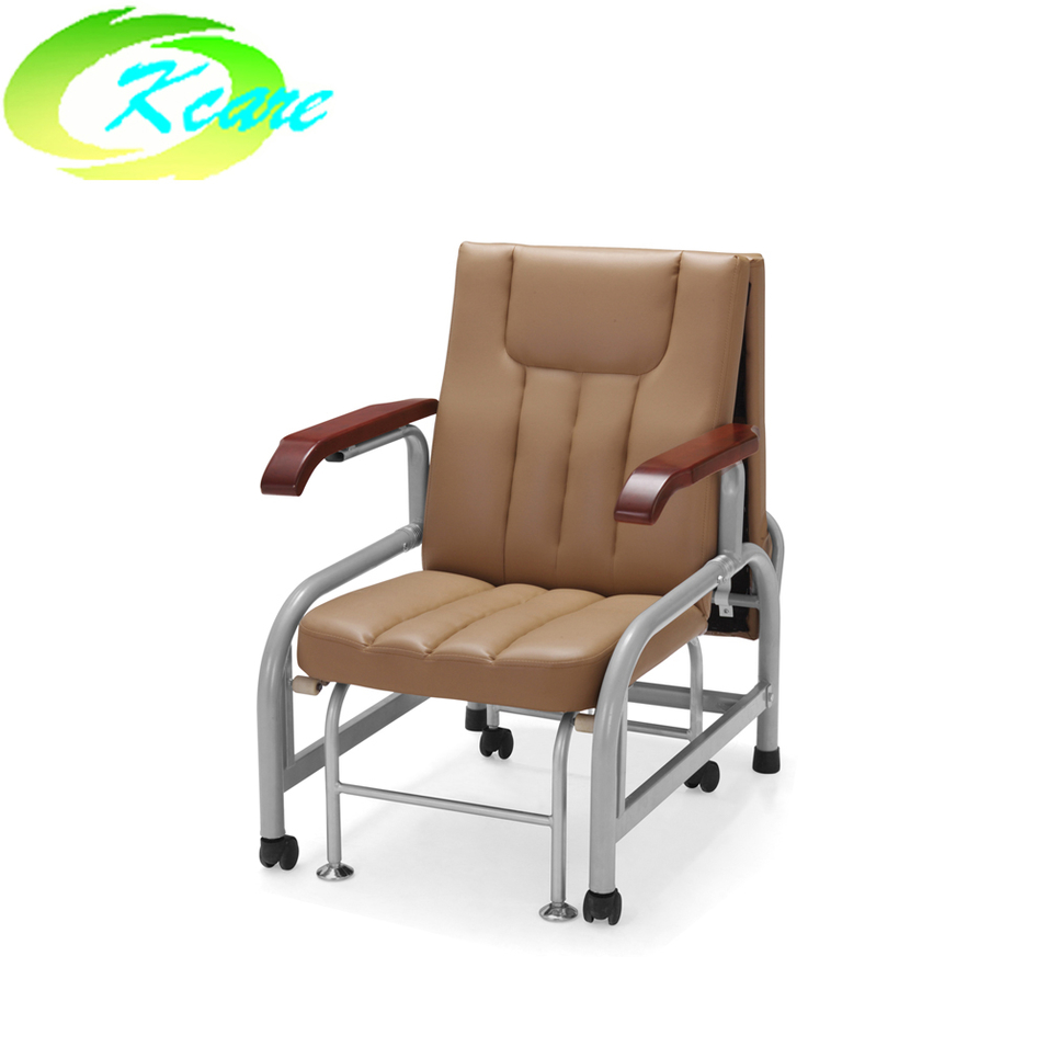 PVC hospital folding bed chair KS-D40c