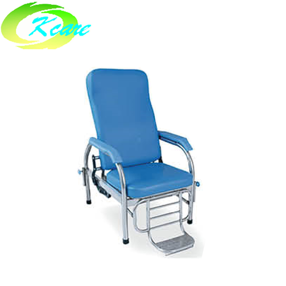Steel hospital clinic recliner infusion chair KS-D38b