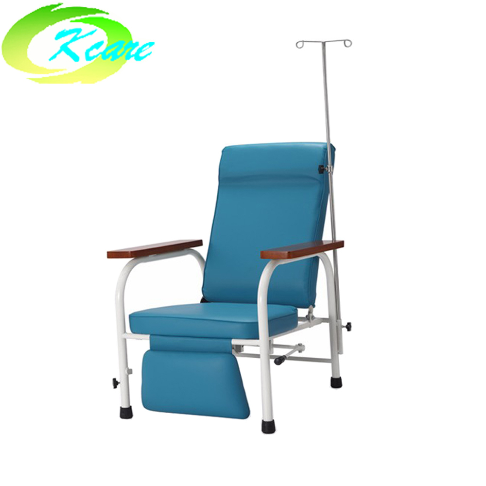 Adjustable hospital infusion chair bed KS-D41