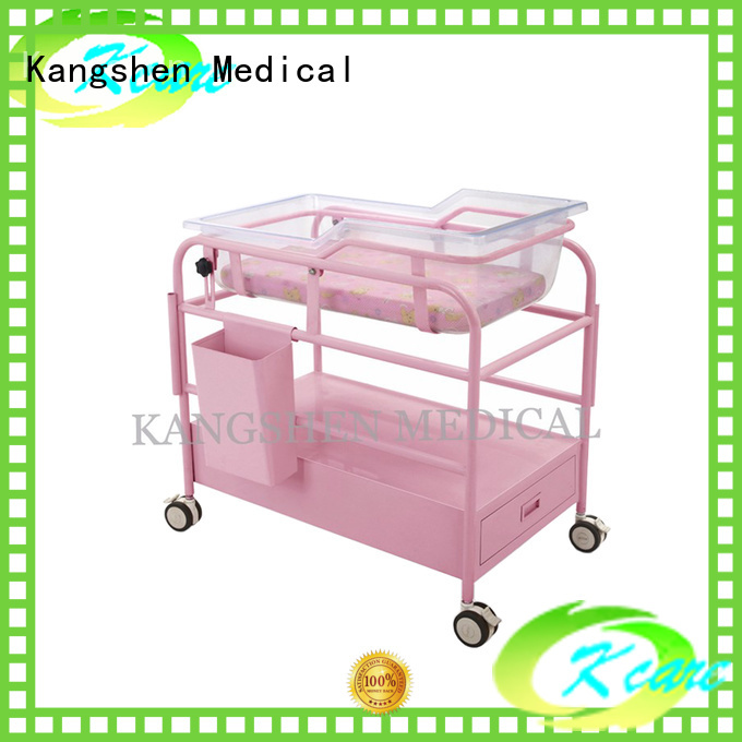 Hot childrens hospital bed abs Kangshen Medical Brand