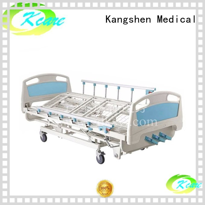 Custom two manual hospital bed headboard Kangshen Medical