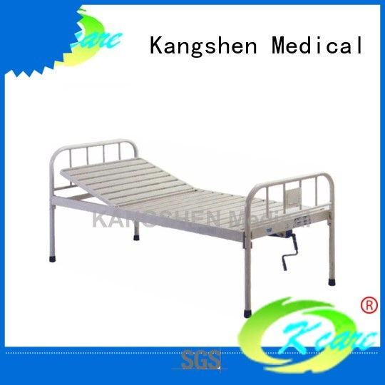 steel hospital bed metal hospital bed Kangshen Medical Brand