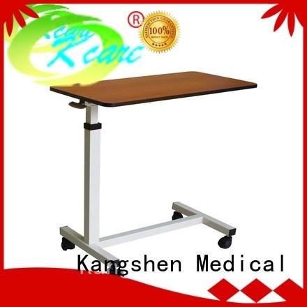 Kangshen Medical Brand hospital bed tray supplier