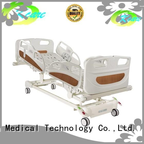 Kangshen Medical Brand rail three adjustable electric beds for sale