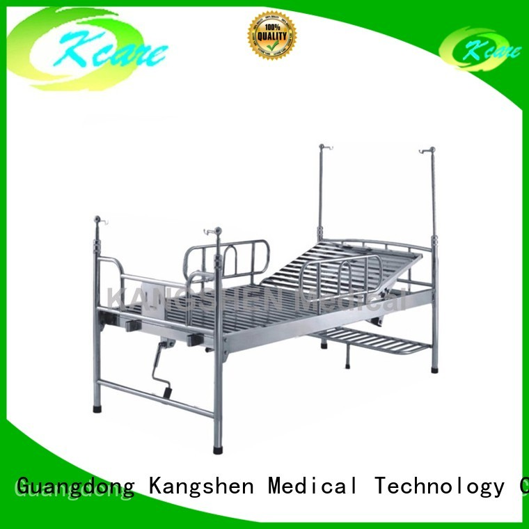 Wholesale steel hospital bed Kangshen Medical Brand