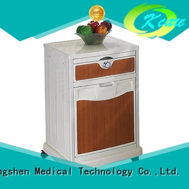 hospital bedside abs cabinet hospital bedside cabinet Kangshen Medical