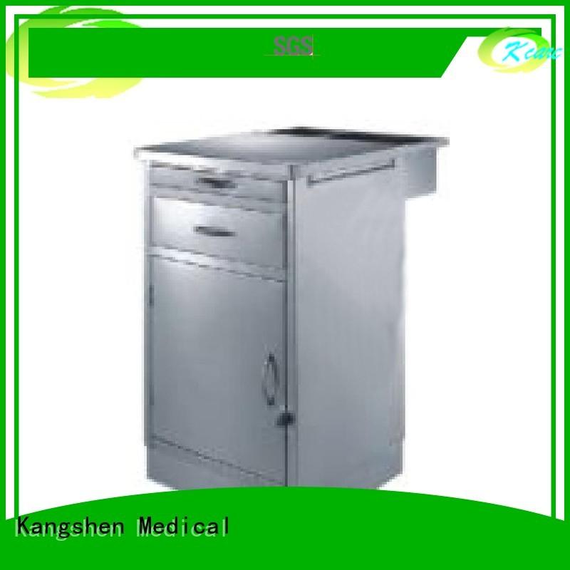 Quality Kangshen Medical Brand medical bedside cabinet cabinet