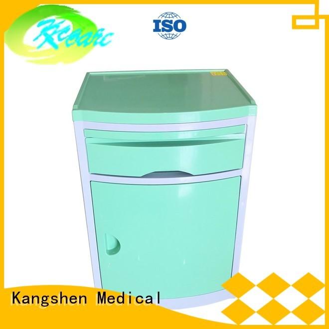 abs hospital Kangshen Medical Brand medical bedside cabinet