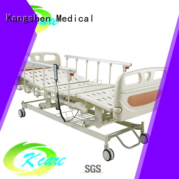 luxurious linak function electric hospital bed frame Kangshen Medical Brand