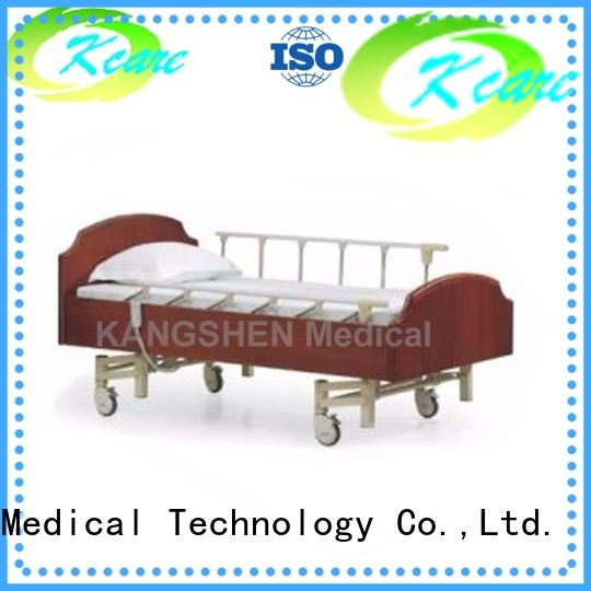 Kangshen Medical Brand home electric hospital bed for home use wood supplier