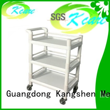 medical cart manufacturers trolley cart abs Kangshen Medical Brand