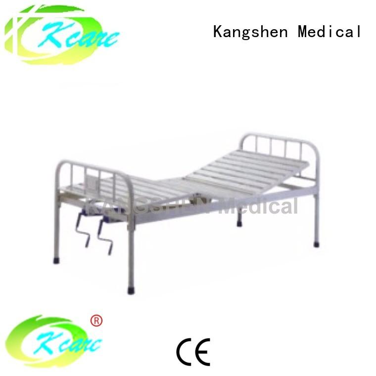 steel hospital bed metal hospital bed Kangshen Medical Brand