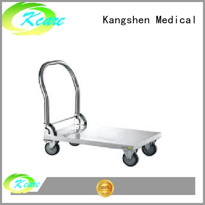 service clean patient hospital trolley Kangshen Medical Brand company
