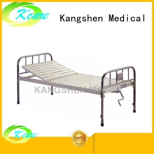 Kangshen Medical Brand steel hospital bed supplier