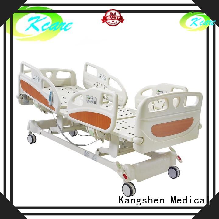 Kangshen Medical Brand fivefunctions cpr weight adjustable electric beds for sale medical
