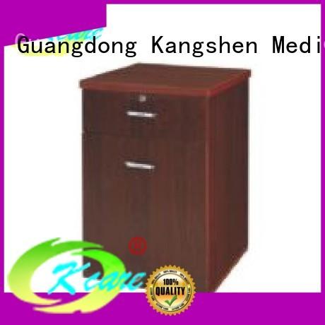 medical bedside cabinet bedside cabinet hospital Warranty Kangshen Medical