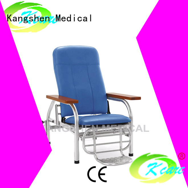 convertible sleeping Kangshen Medical Brand hospital bed that turns into a chair factory