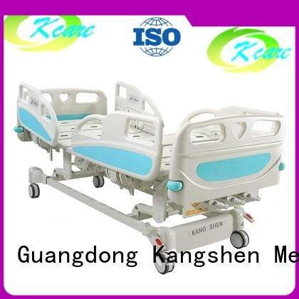 manual paramount furniture rail Kangshen Medical Brand manual hospital bed supplier