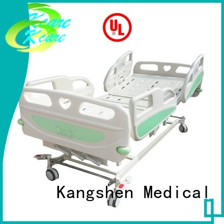 paralyzed manual hospital bed functions central Kangshen Medical company