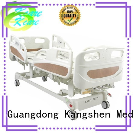 material manual hospital bed bedboard Kangshen Medical company