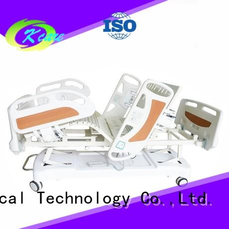 Kangshen Medical Brand multifunction aluminum electric hospital bed manufacture