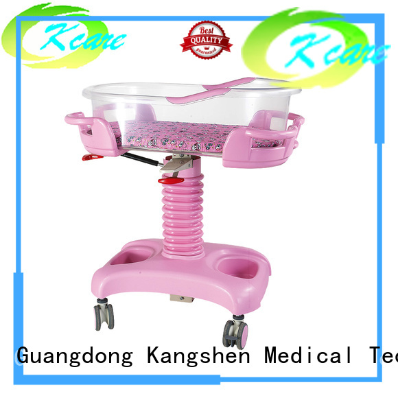 Kangshen Medical Brand functions two children's hospital beds manufacture