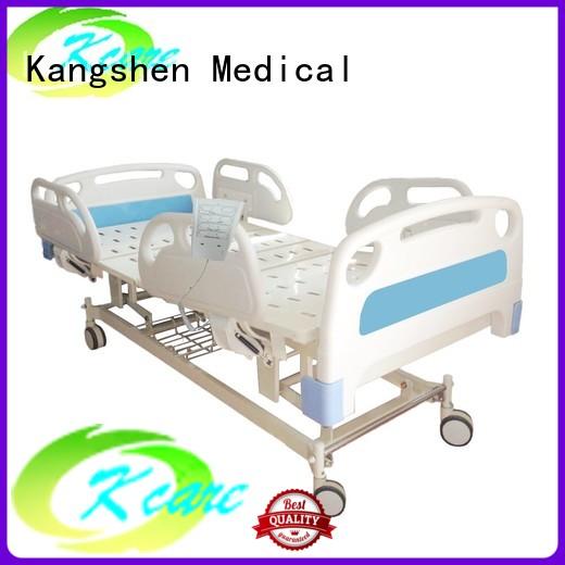 Kangshen Medical Brand adjustable electric hospital bed rails factory