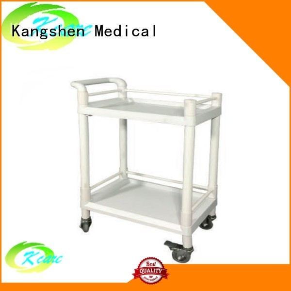 emergency cart medical cart manufacturers trolley abs Kangshen Medical Brand