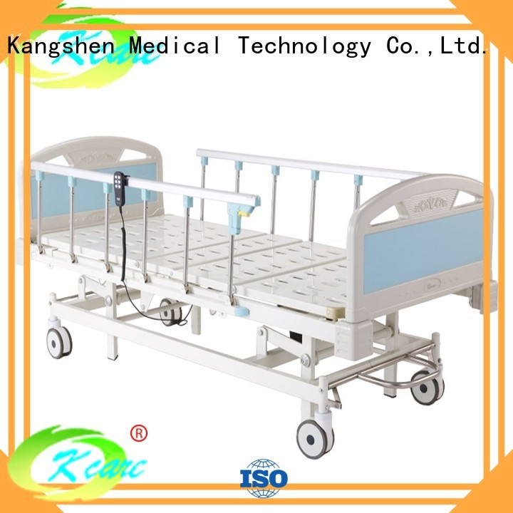 Wholesale weighing electric hospital bed Kangshen Medical Brand