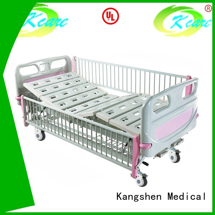 childrens hospital bed baby trolley Kangshen Medical Brand children's hospital beds