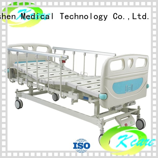 Kangshen Medical Brand two manual hospital bed price lift supplier