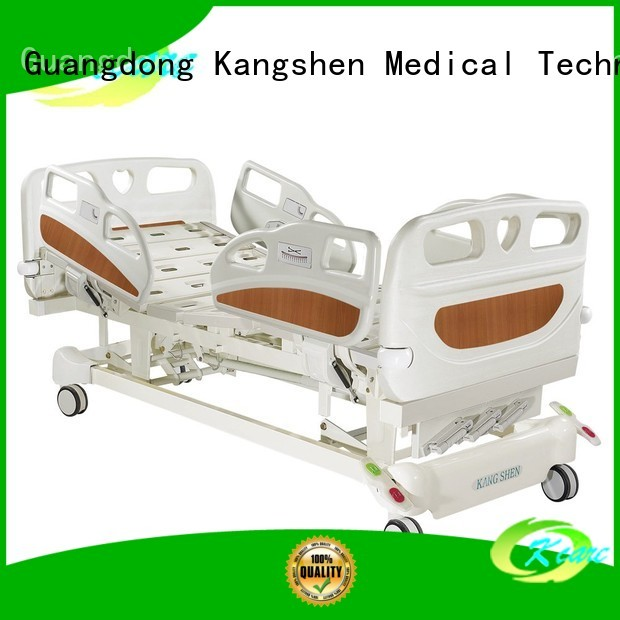 manual hospital bed price small shakes Kangshen Medical Brand company