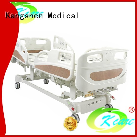 Quality Kangshen Medical Brand small furniture manual hospital bed
