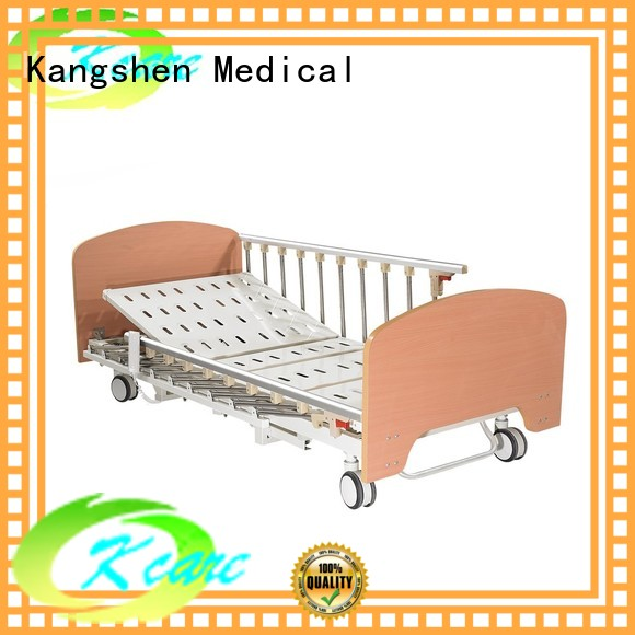Kangshen Medical Brand soild home electric hospital bed for home use