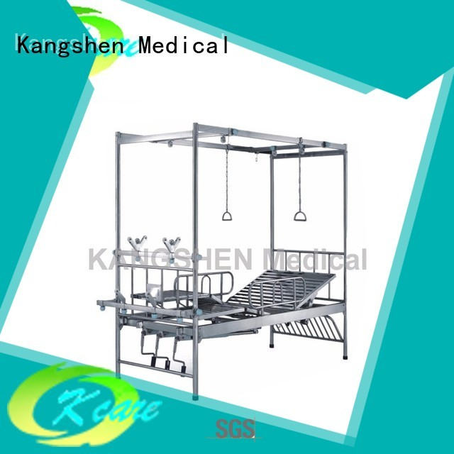 Kangshen Medical Brand custom steel hospital bed